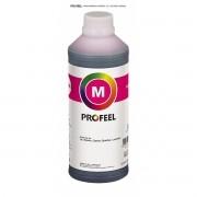 Tinta corante InkTec Profeel modelo H5852-01LM | Frasco de 1 litro | Cor : Magenta
