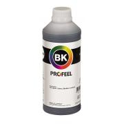 Tinta pigmentada InkTec Profeel para Epson | modelo E0015-01LB | Frasco de 1 litro | Cor : Preta