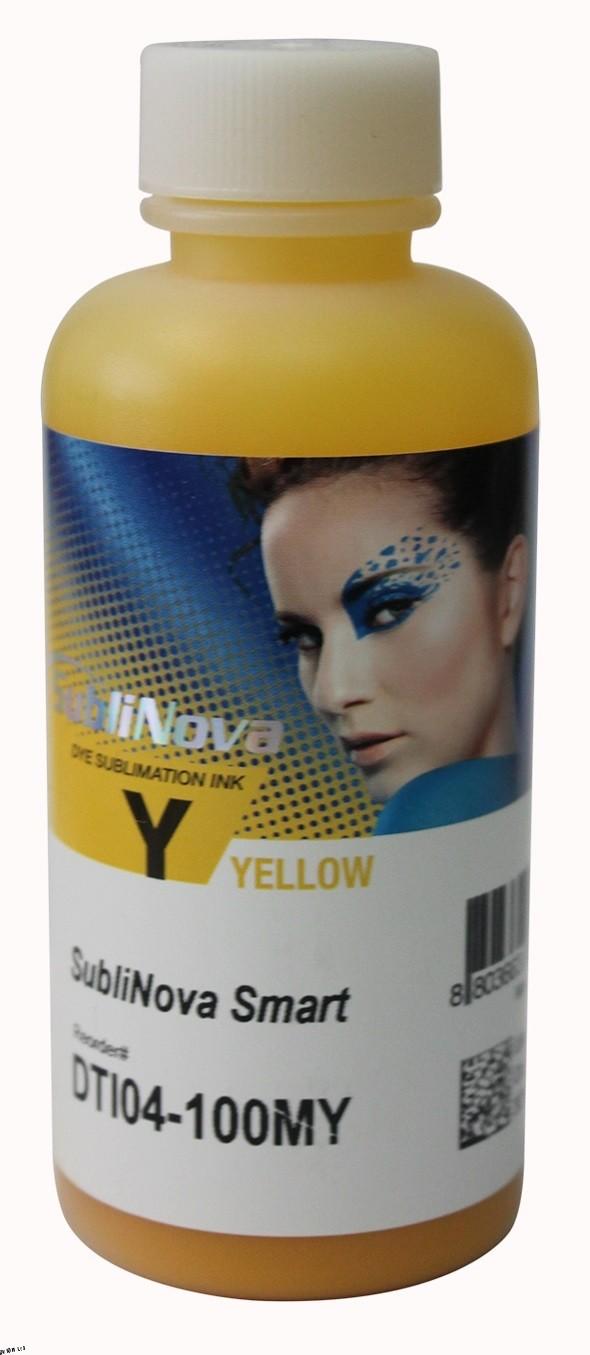 Tinta sublimática InkTec para Epson | modelo DTI04-100MY | Frasco de 100ml | Cor : Amarela