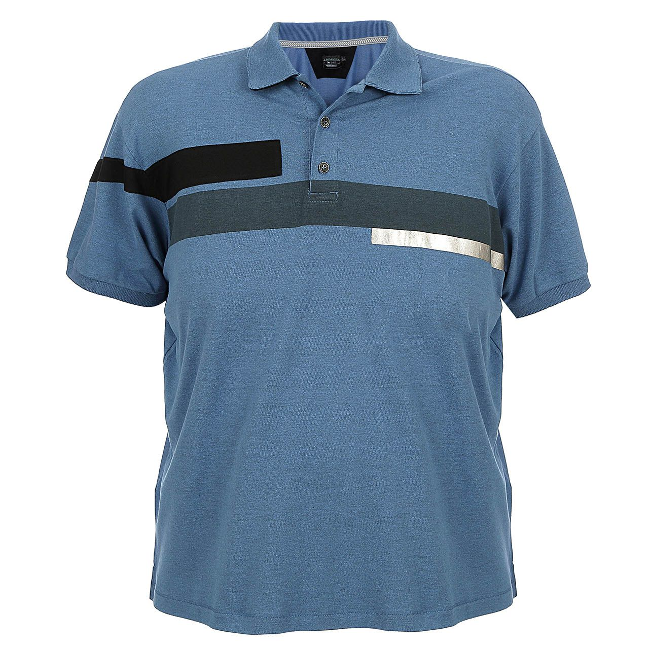 POLO M/C SOJOURNER PLUS SIZE