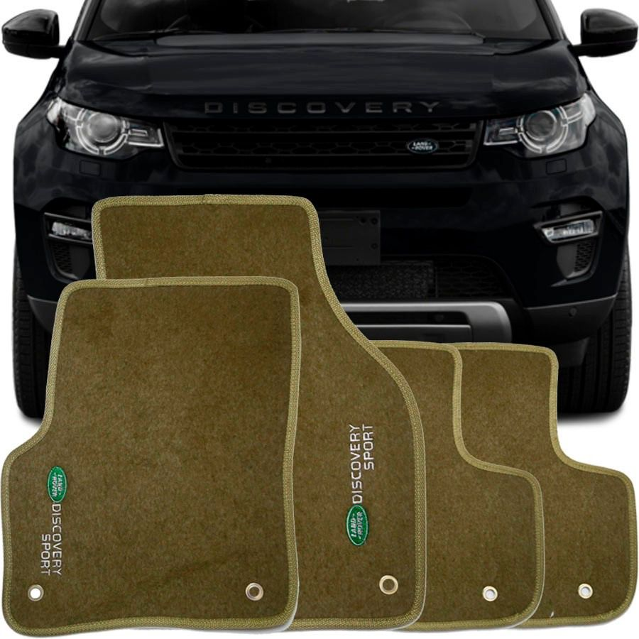 Tapete Carpete Lavável Land Rover Discovery Sport 2015