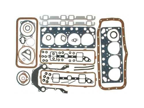 Juntas Motor Ford V8 272 E 292 Felpro
