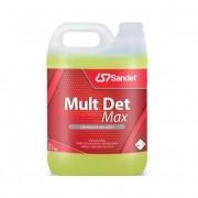 Mult Dex Max Limpador de Uso Geral APC - Sandet (5 Litros) Diluição: 1:100