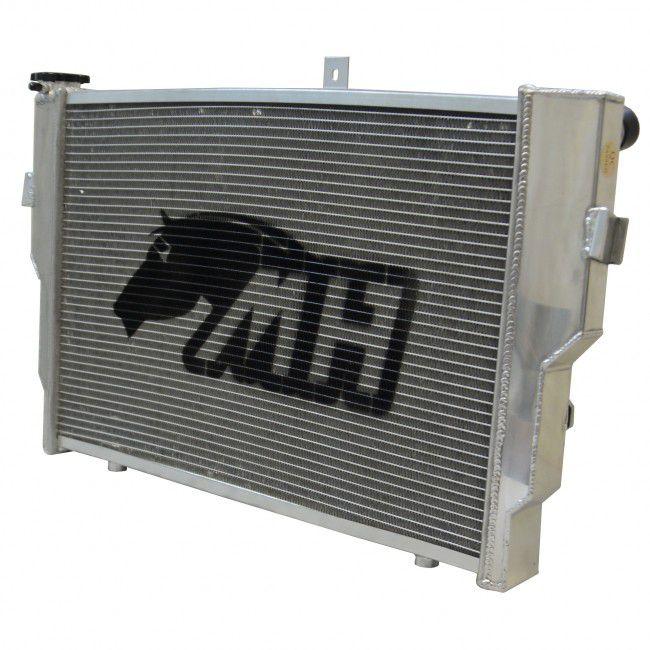 Radiador de Água Aluminio Chevrolet Opala 6cil Metal Horse