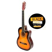 VIOLÃO BLACKWOOD NYLON  sunburst