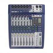 Mesa de Som 10 canais Soundcraft Signature 10