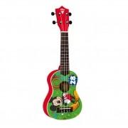Ukulele Phoenix Mickey Disney Infantil - Soprano UHP-MH2