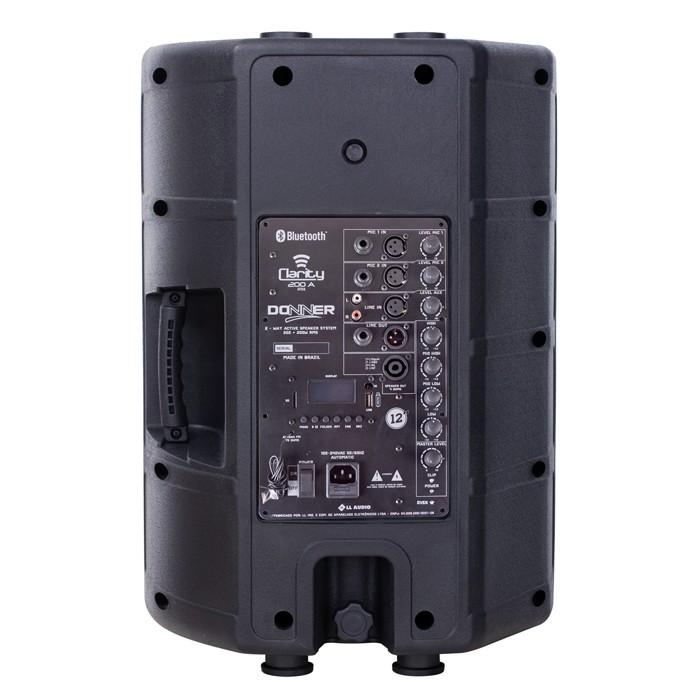 Caixa Donner Ac Clarity Cl 200 Ativa Bt USB