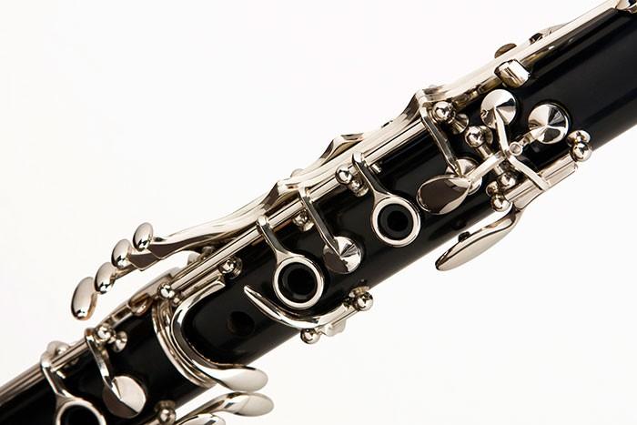 Clarinete Eagle CL-02 em Sib 17 chaves