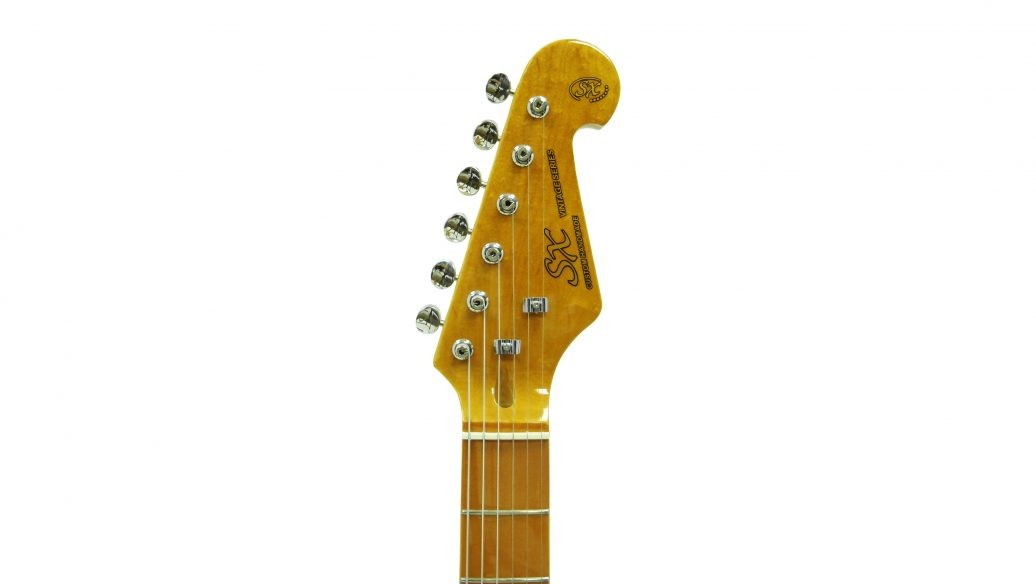 Guitarra Elétrica SX Vintage Series Plus SST62 SX -Sunburst