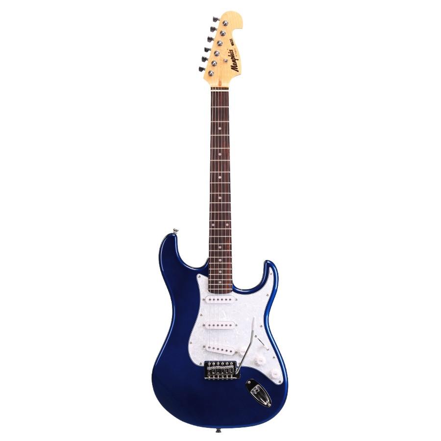 Guitarra Memphis by Tagima Strato MG32 – Azul Metálico