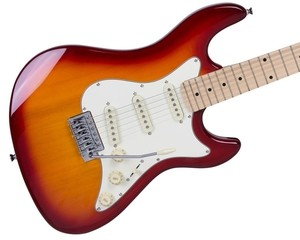 Guitarra Strinberg STS 100 Sunburst