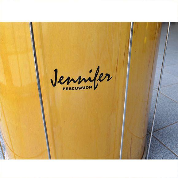 Surdo Jennifer Nylon Laqueado 60x22 polegadas