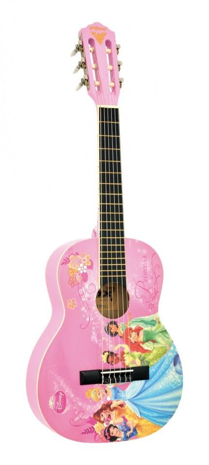 Violão PHX Phoenix Acústico Nylon Infantil Princesas (VIP) - Disney