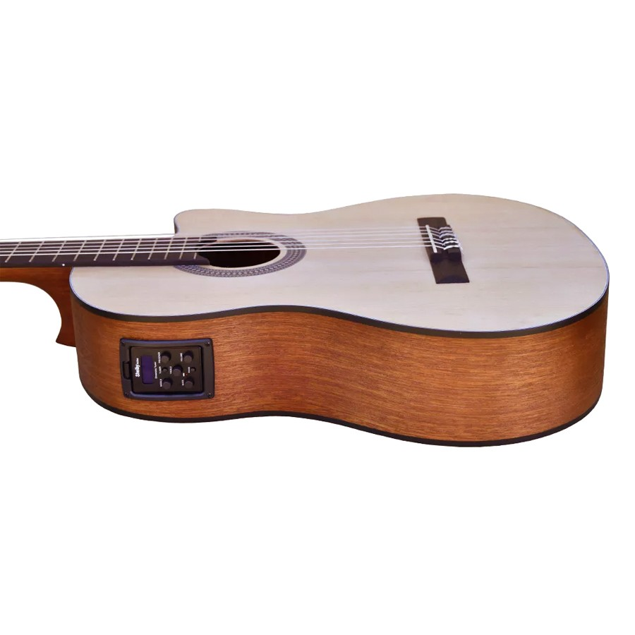 Violão Shelby Acústico Nylon SN 61 c - Satin Natural