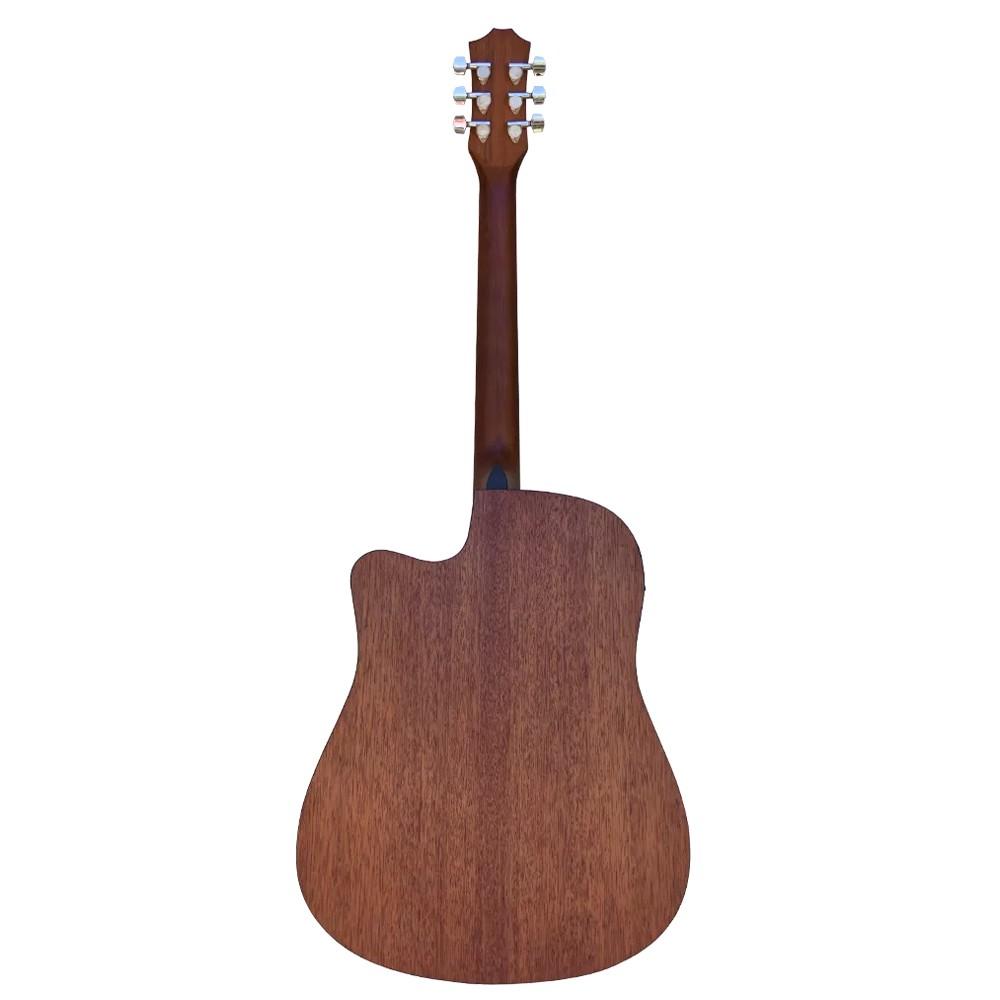 Violão Shelby Elétrico Aço Folk SGD 195c - Satin Natural