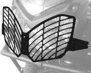 Protetor Farol Aço Carbono Tenere250 2011+ Scam Spto284