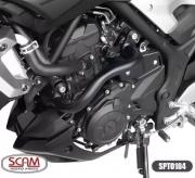 Protetor Motor Carenagem Modelo Alça Mt03 2015+ Spto184 Scam