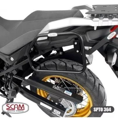 Afastador Alforge Suzuki V-strom650 2019+ Spto364 Scam