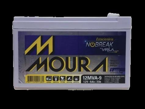 BATERIA MOURA 12MVA-9 TRACIONARIA