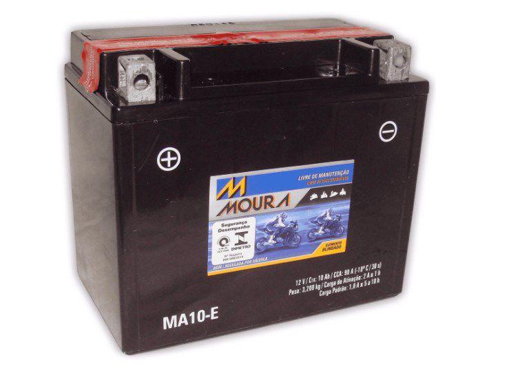 Bateria Moura MA10-E