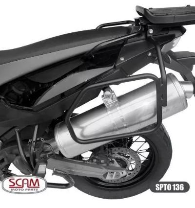 Bmw F700gs 2017+  Protetor Traseiro Scam Spto136