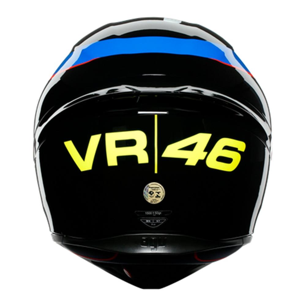 Capacete AGV K-1 VR46 SKY RACING TEAM REPLICA 58-M