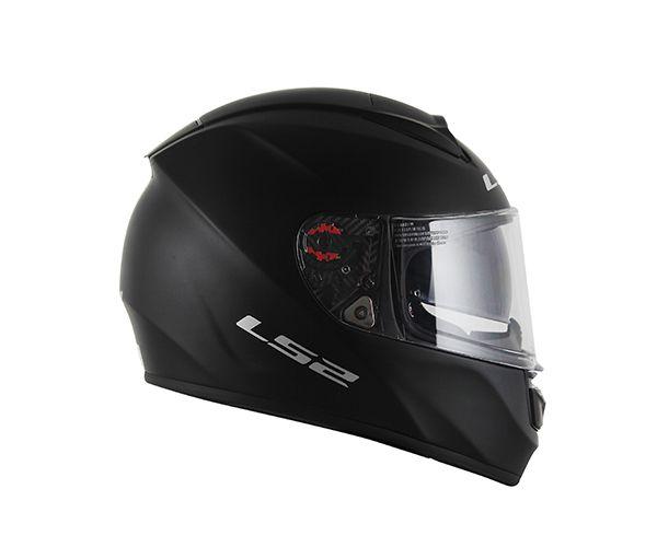 CAPACETE LS2 FF397 VECTOR MATTE BLACK T60