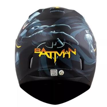 Capacete Norisk FF391 Batman Hero