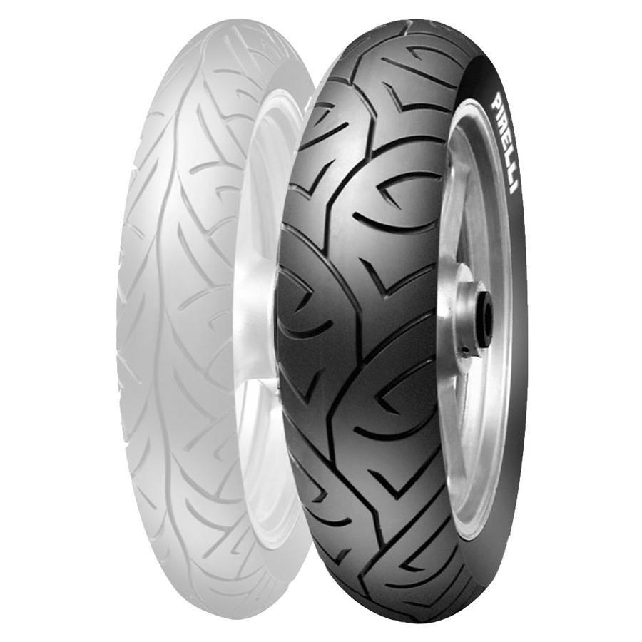 Pneu Pirelli 18 130/80-18 Sport Demon CB 400 CB 450 XRE