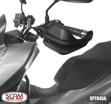 Protetor De Mao Honda Pcx150 2019+ Scam Spto456