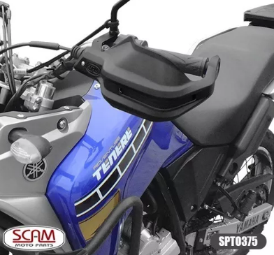 Protetor De Mao Yamaha Tenere250 2011+ Spto375 Scam
