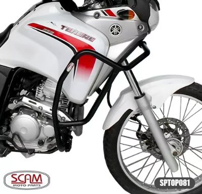 Protetor Mot. Carenagem Yamaha Tenere250 2011+ Scam Sptop081