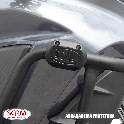Protetor motor carenagem  F850GS ADVENTURE 2018+ SPTOP464