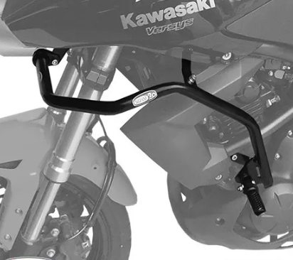 Protetor Motor Carenagem Sptop038 Versys650 Tourer 2010-2014