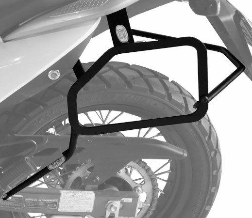 Protetor Traseiro Honda Transalp700 2011-2014 Scam Spto065