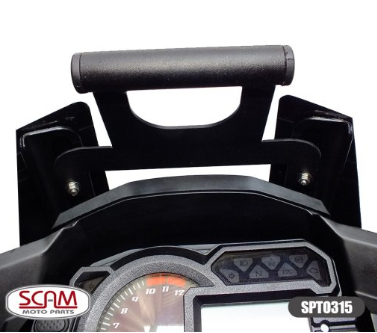 Spto315 Scam Suporte Gps Kawasaki Versys1000 2012-2014