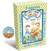 Coleção Alfabetização Divertida - 6 E 7 Anos