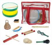 Bandinha Rítmica 10 Instrumentos