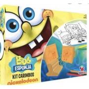 "Carimbos Bob Esponja Nickelodeon - Ciabrink"""