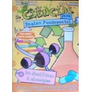 Ciências para ensino fundamental - 6 DVD's