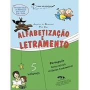 Coleção Alfabetização E Letramento - 6 A 7 Anos