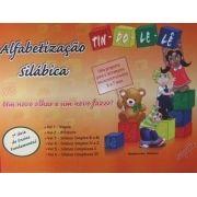 Coleção Alfabetização Silábica TIN-DO-LÊ-LÊ - 2º ano ou 6 e 7 anos - 1ª Série do Ensino Fundamental