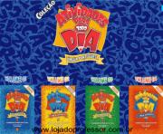 Coleção Atividades para todo dia de língua portuguesa - 4 Volumes + 1 CD com atividades para imprimir