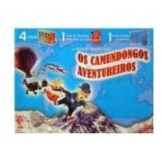 DVD's Para Gostar de Geografia - A volta ao mundo com os Camundongos Aventureiros