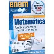 ENEM DIGITAL MATEMÁTICA 8 Dvd´s