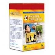 Esporte e Nutrição Kit com 4 DVD's