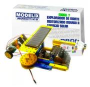 Explorador de Marte Energia Solar Brinquedo Robótica