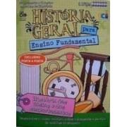Historia Geral para ensino fundamental - 6 DVD's