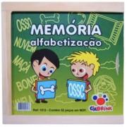 Jogo da Memória Alfabetização